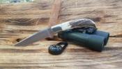 NN-Knives Forest zsebkés agancs