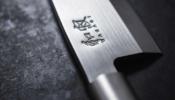 KAI Wasabi Black Yanagiba halszeletelő kés 15 cm-es