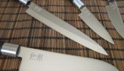 KAI Wasabi Black Santoku kés 16