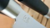 KAI Wasabi Black kenyérvágó kés 23 cm-es
