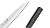 KAI Seki Magoroku Kinju Yanagiba halszeletelő kés 18 cm-es