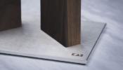 KAI Stonehenge mágneses késtartó diófa