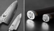 KAI Shun Premier TiM Mälzer szeletelőkés 24 cm-es damaszk