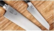 KAI Tim Mälzer Kamagata Hybrid Santoku szakácskés 20 cm-es