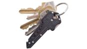 SOG Key Knife Black kulcstartó zsebkés