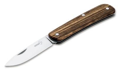 Böker Plus Tech Tool Zebrawood 1 zsebkés