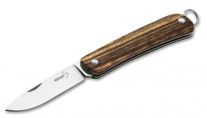 Böker Plus Mini Tech Tool Zebrawood 1 zsebkés