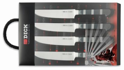 Dick 1905 Steak kés készlet 4 db-os