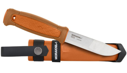 Morakniv Kansbol Multi-Mount Stainless Steel Burnt Orange outdoor kés