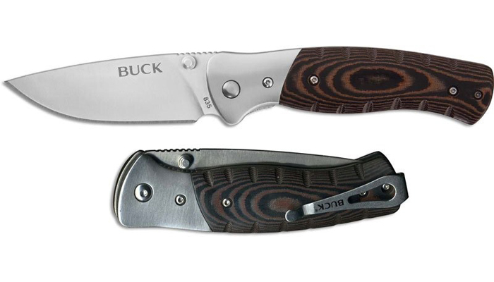 Buck Selkirk small zsebkés