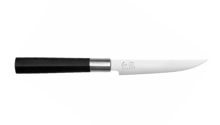 KAI Wasabi Black Steak kés 11 cm-es